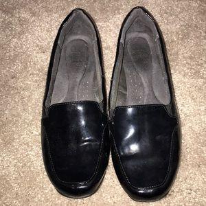 Lifestride Black Loafers 6 1/2